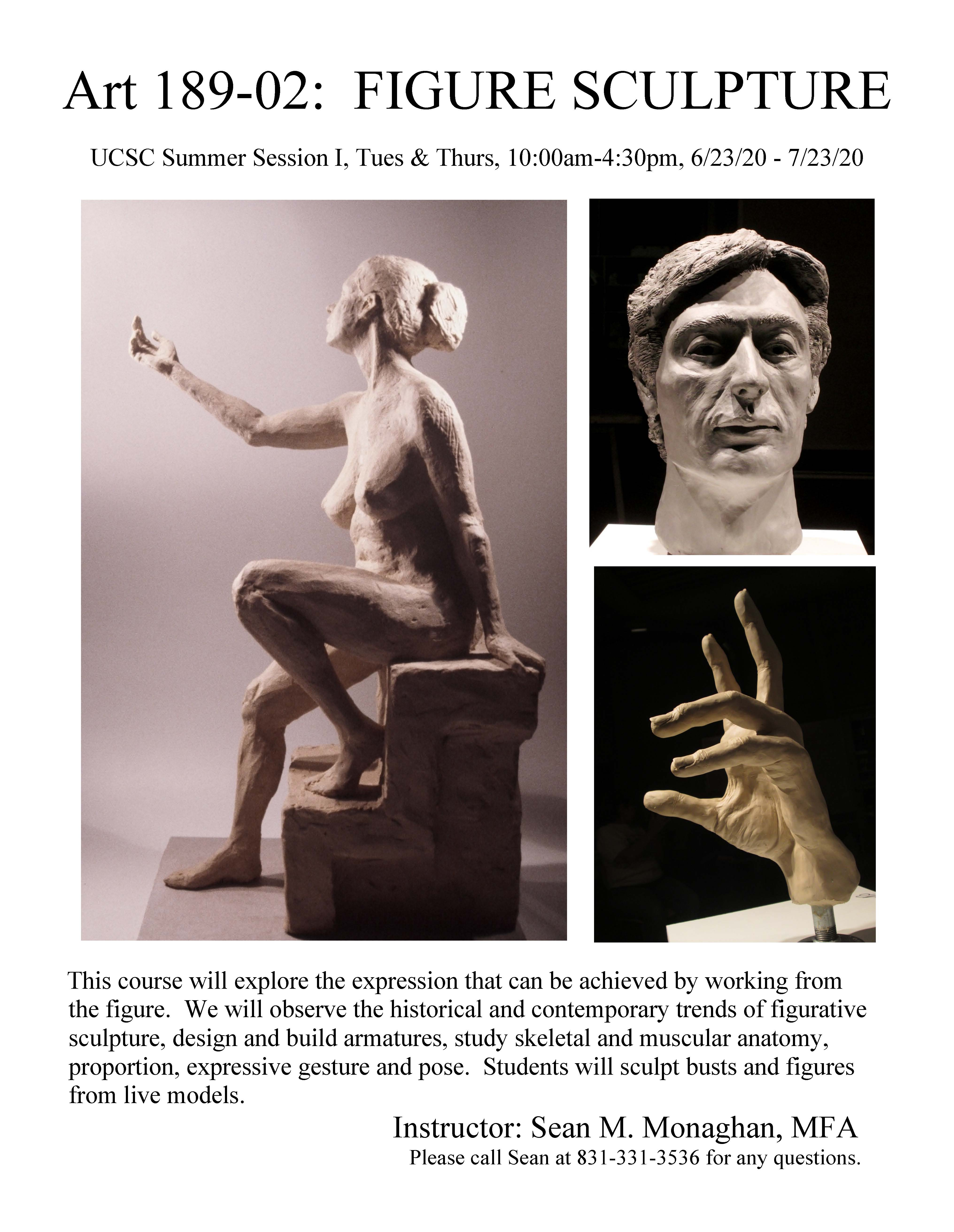 Art 189-02 Figure Sculpture