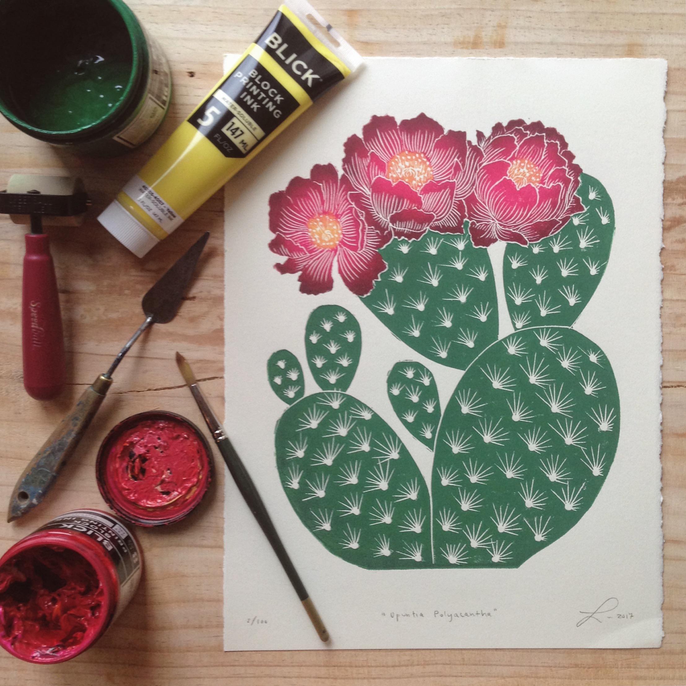 Lili Arnold Print
