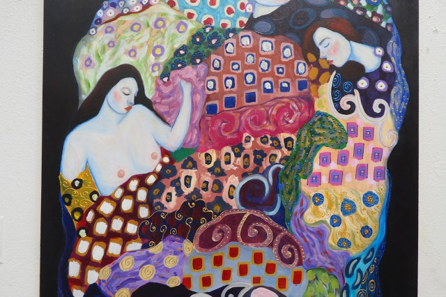 Image of Painting by Melinda Thao