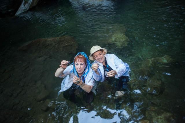 Image Elizabeth Stephens: Water Testing