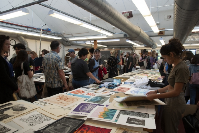 Spring 2020 Annual Student Print Sale UCSC