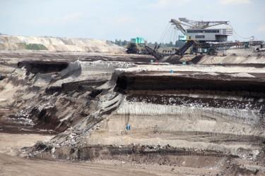 Laurie Palmer - Mibrag Coal Mine