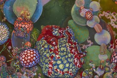 Painting by Melissa Gwyn
