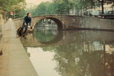 Fall II,  Amsterdam, 1970  Courtesy of Estate & Patrick Painter Inc.