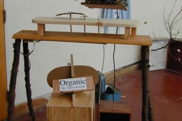 Image Aaron M. Koblin: Organic