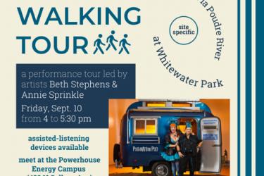 UCSC Art Professor Beth Stephens - Ecosex Walking Tour