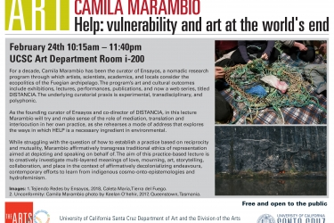 Environmental Art Lecture Series