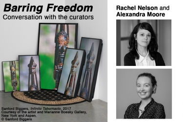 Barring Freedom: Conversation with the Curators