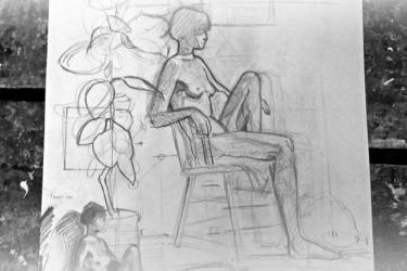 Drop in Figure Drawing for the community Winter 2017
