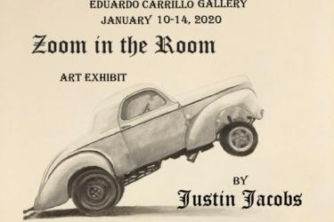 Justin Jacobs senior show
