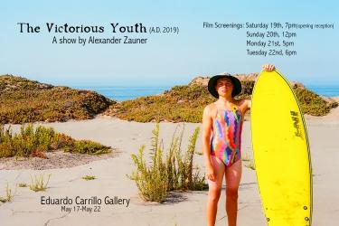 Alex Zauner senior show