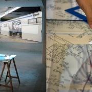 Image of installation by Dee Hibbert-Jones