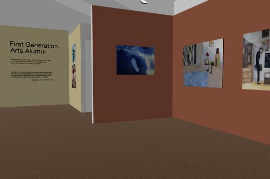 First Generation Arts Alumni 3D model main gallery