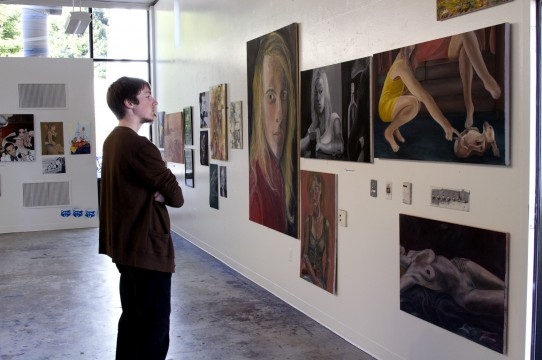 Image of art studio