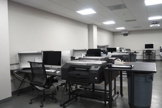 Image of Digital Imaging Lab