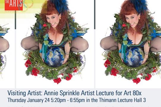 Image of Annie Sprinkle