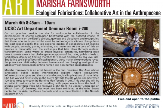 Environmental Art Lecture Series 4