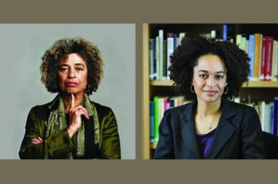Angela Y. Davis and Gina Dent