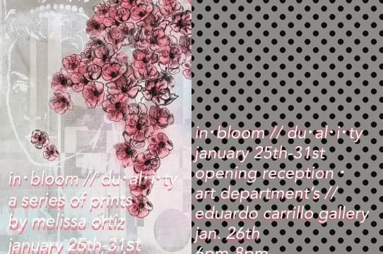 Image Melissa Ortiz Senior Show