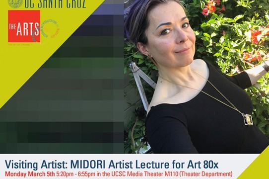 Image - Visitig artist: Midori