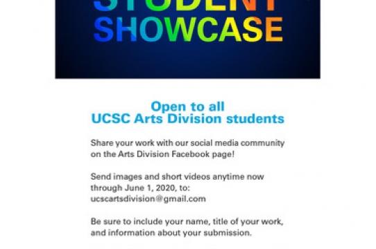 virtual arts showcase