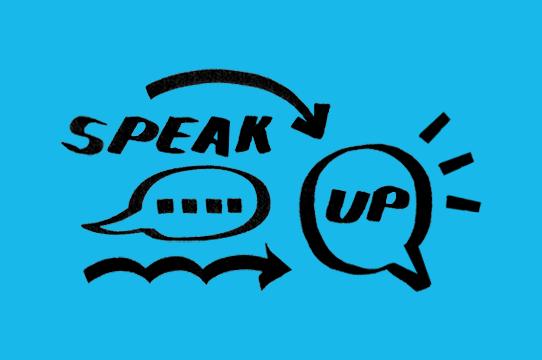 Sesnon Speak Up