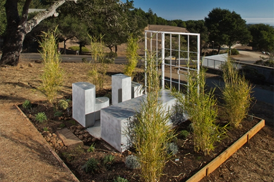 The Solitary Garden at UC Santa Cruz