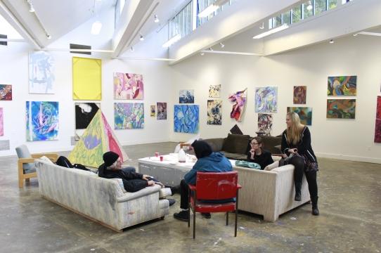 Image of Painting Studio