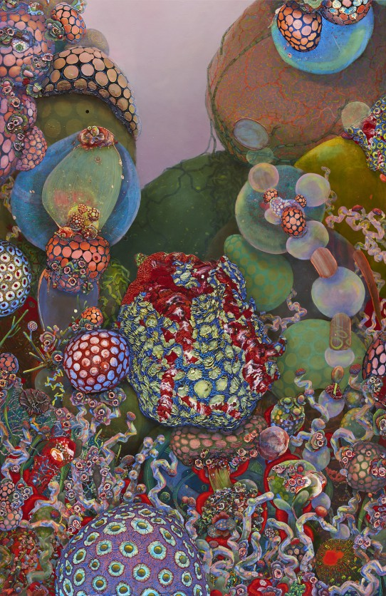 Melissa Gwyn: Spring Rise Phenomena detail