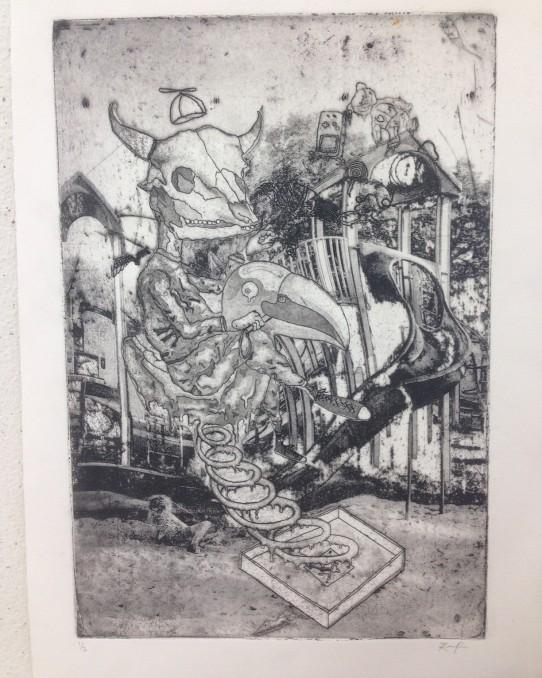 Printmaking Image